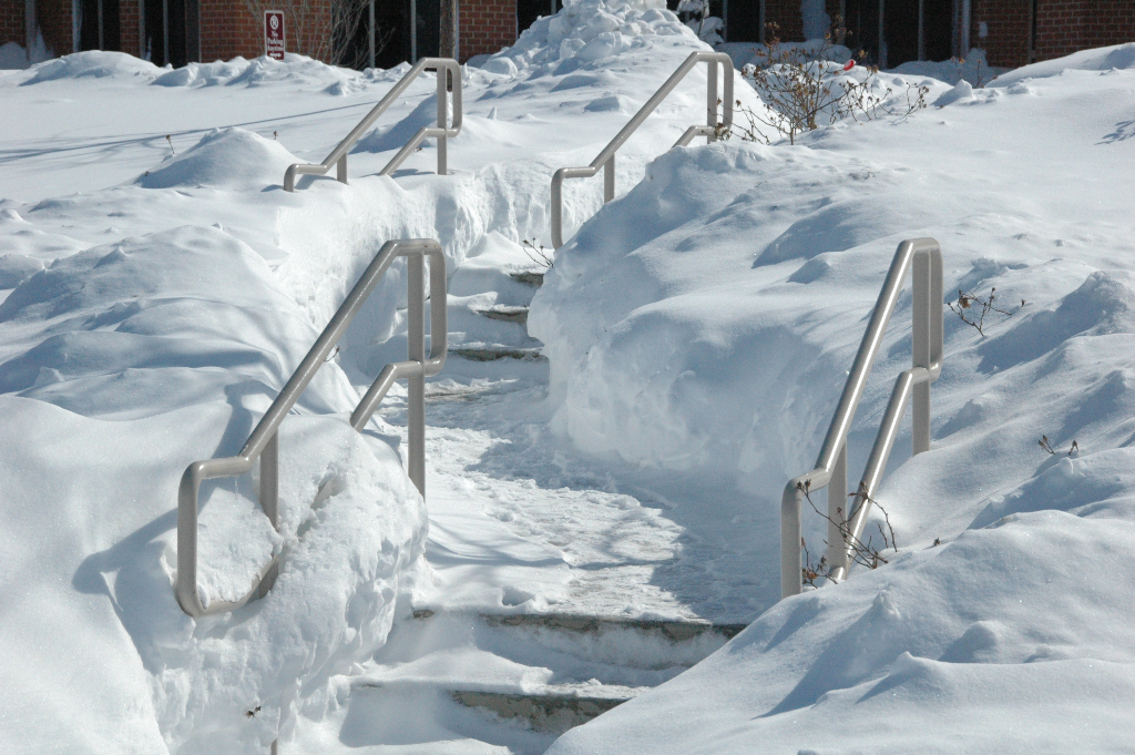 Blizzard, Silver Spring, MD